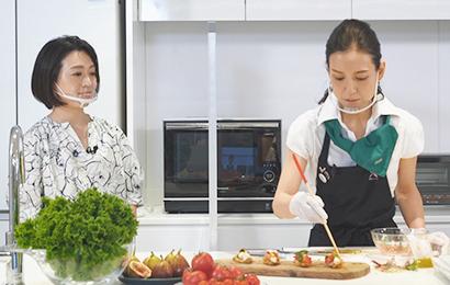 ロック・フィールド、オンラインでセミナー開催 野菜活用の惣菜を