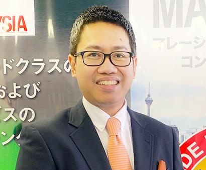 ニックマンMATRADE日本事務所所長