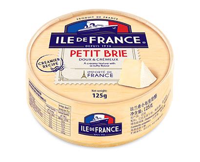 酪農乳業秋季特集:チェスコ「イル・ド・フランスブリー125g」 店頭でトライ…