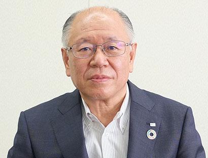 VOICE:トーホー・古賀裕之社長 物流・海外連携に期待
