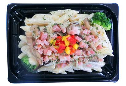 九州ダイエットクック、旬のキノコ使用した濃厚な味わいサラダを発売