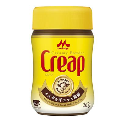 コーヒー・コーヒー用クリーム特集:コーヒー用クリーム=森永乳業 「クリープ」…