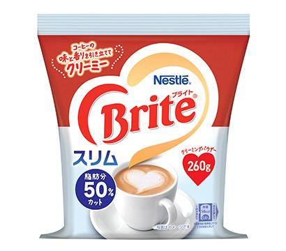 コーヒー・コーヒー用クリーム特集:コーヒー用クリーム=ネスレ日本 健康起点に…