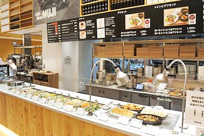 良品計画、新宿2店を同時刷新 地域課題で役割分担