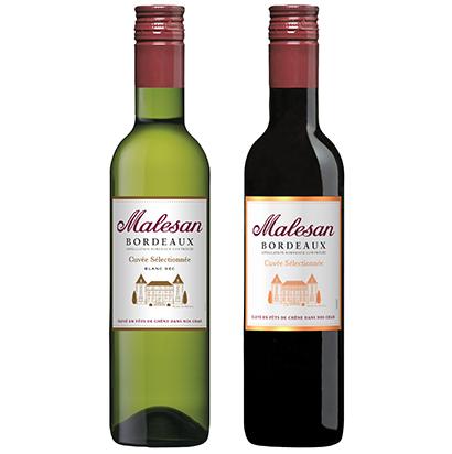 三菱食品、仏ワイン「マルザン」新たに小容量2品を発売