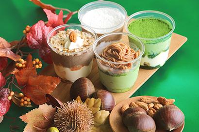 D-matcha、ティラミス4種食べ比べセット発売