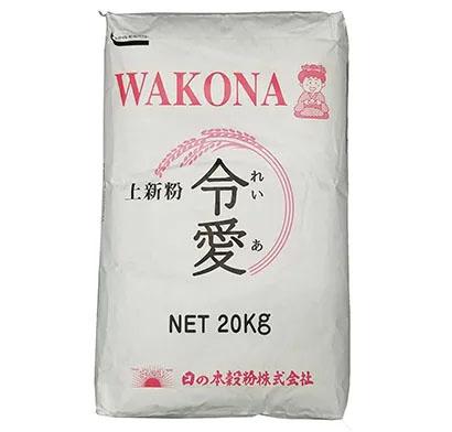 コメビジネス最前線特集:米粉=日の本穀粉 注力する上新粉「令愛」