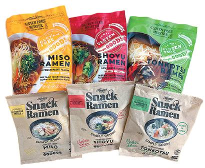 コメビジネス最前線特集:米粉=小林生麺 「グルテンフリーヌードル」を生麺で展…