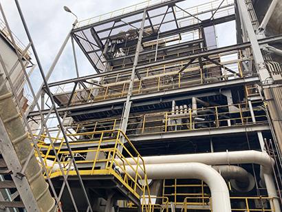昭和産業、鹿島工場の燃料転換工事完了