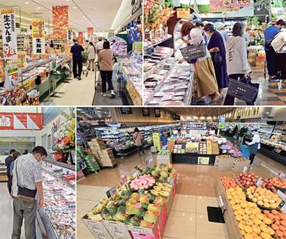 """◆北海道流通特集:北海道小売業界、コロナ克服に全力 """"家事疲れ""""への対応も注…"""