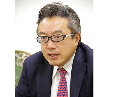 北海道流通特集:北雄ラッキー・桐生宇優社長 センター機能を再構築