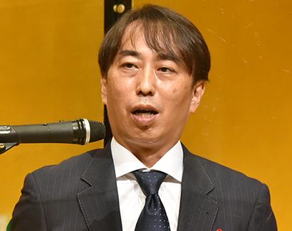 平和食品工業 森村荘太郎社長