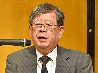 石谷孝佑選考委員長