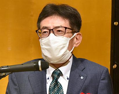 名糖産業 三矢益夫社長