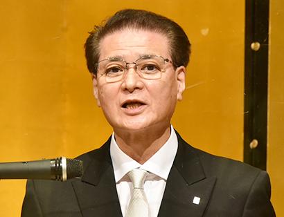 日本食糧新聞社社長 杉田尚