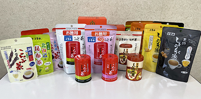 昆布茶特集:玉露園食品工業 市場活性化策多岐に SNSにも本格着手