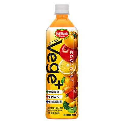 「デルモンテ Vege+(ベジプラス)」発売(キッコーマン飲料)