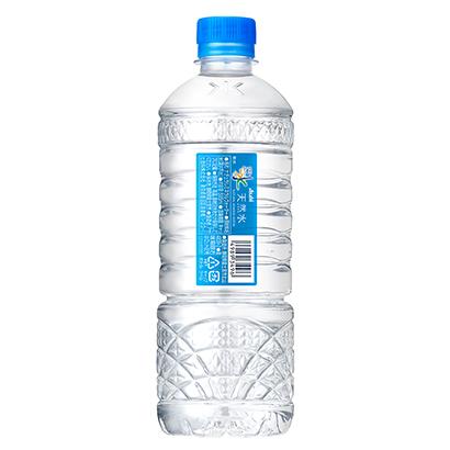 「アサヒ おいしい水」天然水 シンプルecoラベル