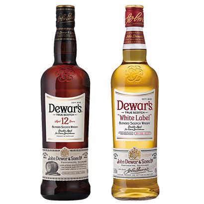 ウイスキー特集:サッポロビール 上級品で世界観訴求 「デュワーズ12年」に注…