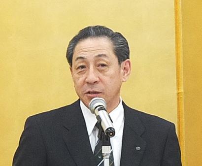 学流協・古川裕志会長、21年度状況を説明 年間9000万食超見込む