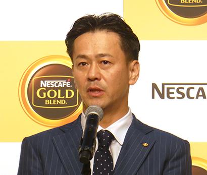 フォーカスin:ネスレ日本・深谷龍彦社長兼CEO コーヒーは人をつなげる
