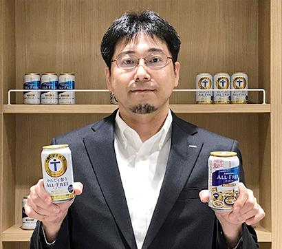 サントリービール、「休肝日」需要開拓 ノンアル飲料の成長へ
