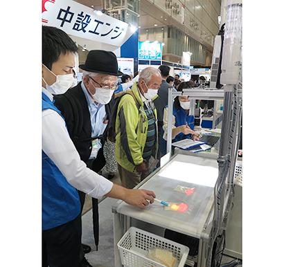 「第2回フードテックジャパン」開催 最新AI機器に多数来場