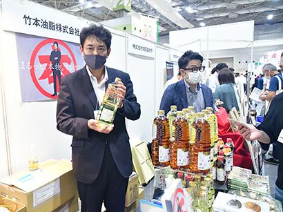 FABEX関西2021:デザート・スイーツ&ベーカリー展=竹本油脂