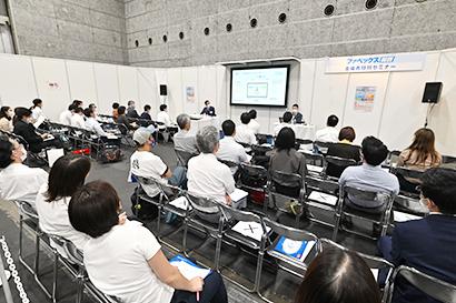 FABEX関西2021:昨年上回る2万6457人来場 中身の濃い商談展開