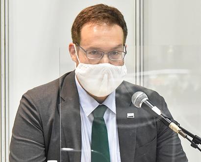 FABEX関西2021:合同特別セミナー=ATO大阪・ブランバーグ所長 日米…