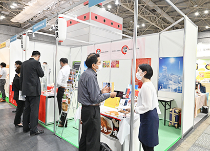 FABEX関西2021:地域食品ブランドフェア=自慢の逸品をアピール