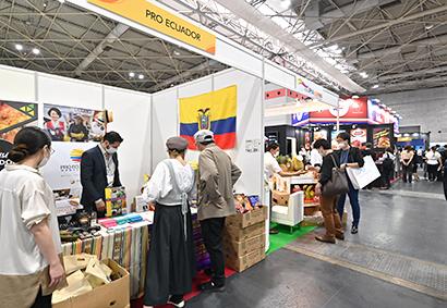 FABEX関西2021:大阪グローバルフードショー=各国の最新食文化発信