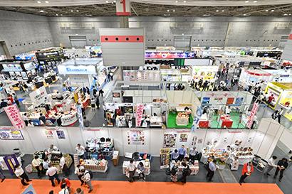 FABEX関西2021:ウィズコロナ時代に多彩な提案 昨年上回る2万6457…
